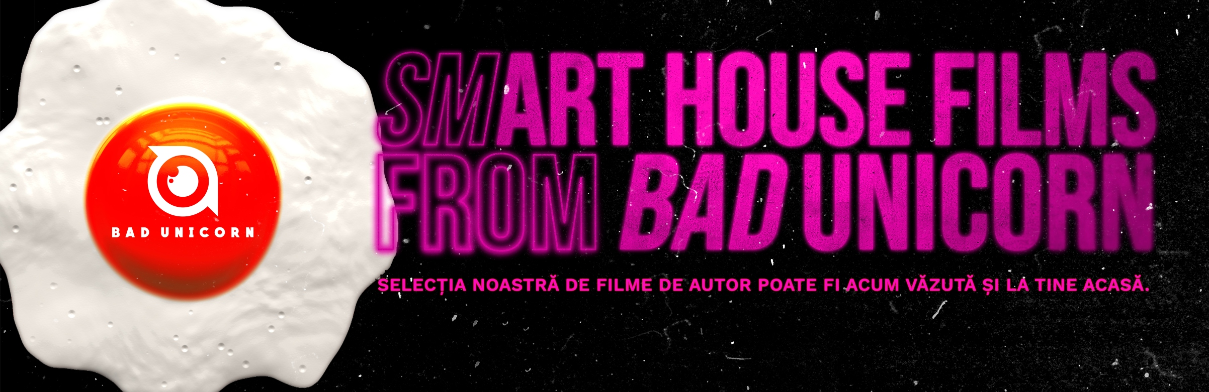 smART HOUSE films from Bad Unicorn