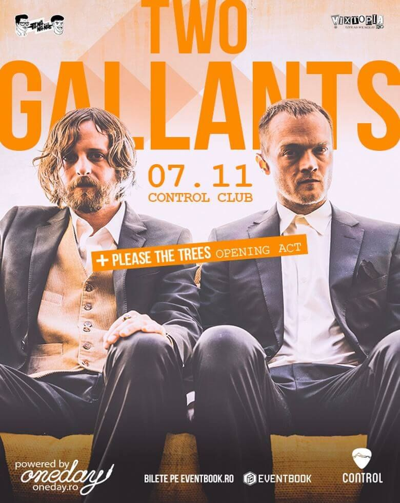 [ANULAT] Two Gallants | Opening: Please The Trees Live