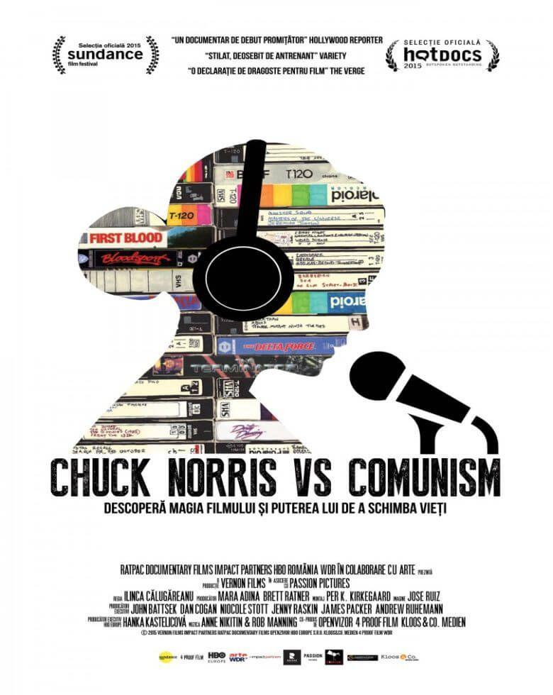 Chuck Norris VS Communism Festivalul Internaţional de Psihanaliză şi Film, ediţia a IV-a