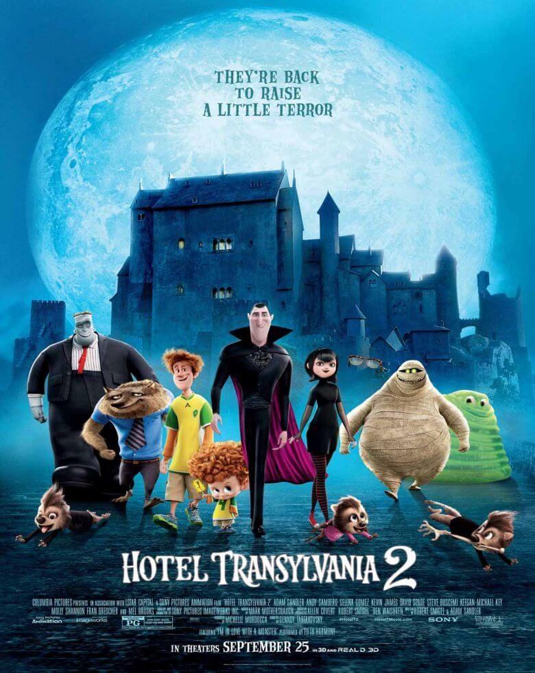 Hotel Transilvania 2 Festivalul Internaţional de Psihanaliză şi Film, ediţia a IV-a