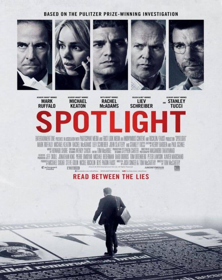 Spotlight (premieră) Festivalul Internaţional de Psihanaliză şi Film, ediţia a IV-a