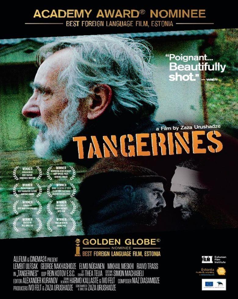 Tangerines Festivalul Internaţional de Psihanaliză şi Film, ediţia a IV-a