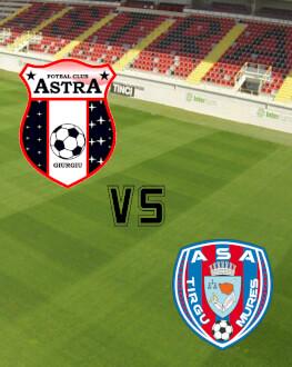 Astra Giurgiu - ASA 2013 Tirgu-Mures Etapa 22