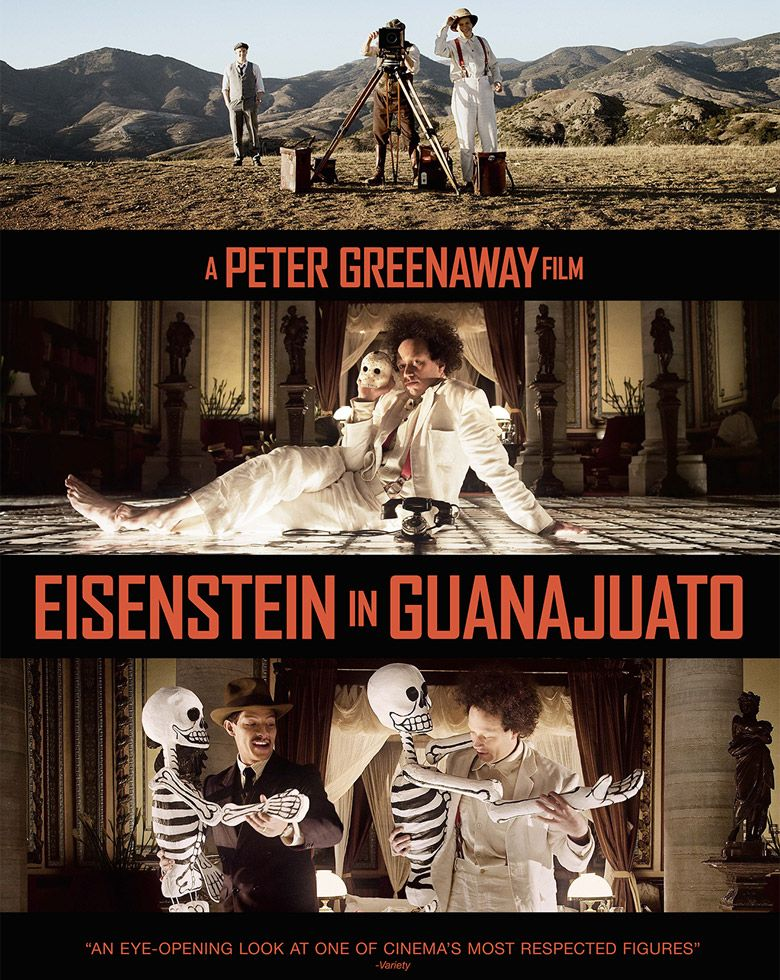 Eisenstein in Guanajuato (Premieră) Gala de închidere BIEFF 2016