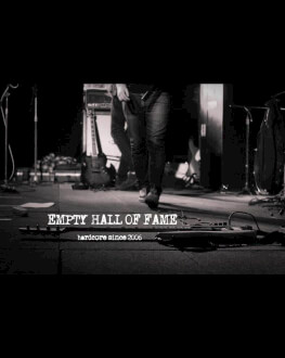 DIY Live: Empty Hall of Fame // Zygoma // Till Lungs Collapse // Man Is: Astronaut Concert