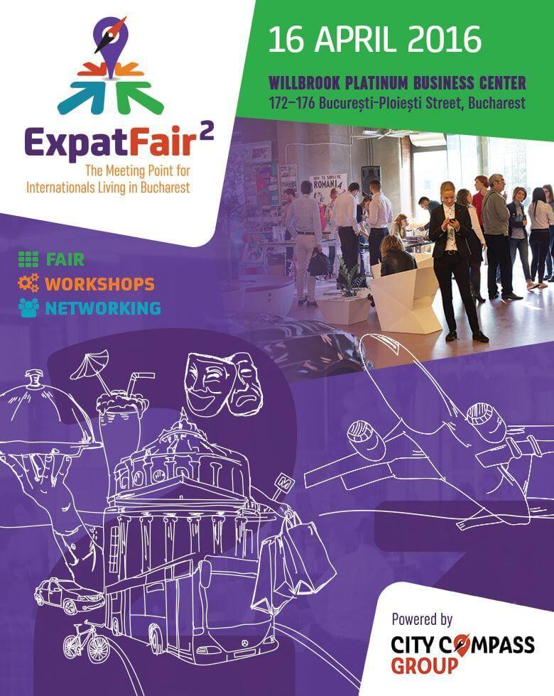 Expat Fair 2016 2nd Edition