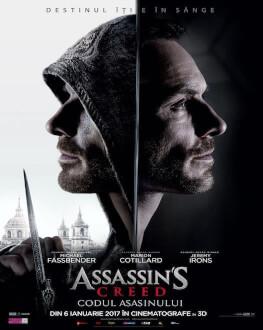 Assassin's Creed: Codul Asasinului Premieră