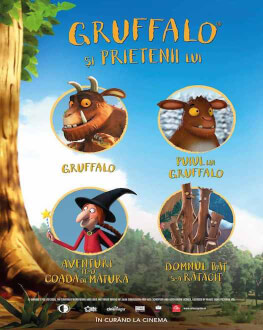 Gruffalo and his Friends / Gruffalo si prietenii lui