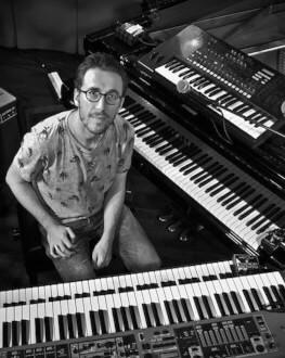 Jazz Nouveau: Bill Laurance