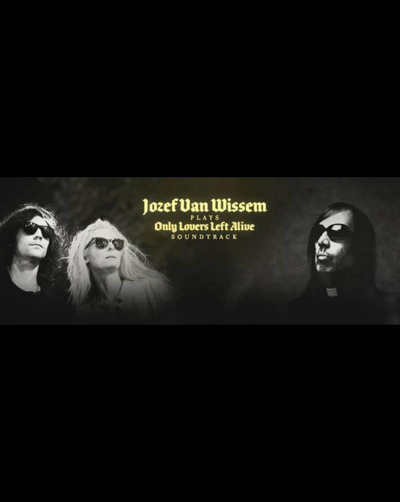 Jozef Van Wissem plays Only Lovers Left Alive soundtrack