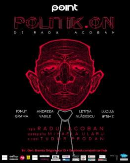 POLITIK.ON de Radu Iacoban
