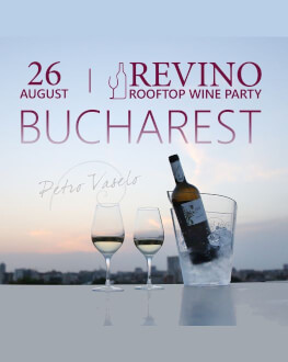 ReVino - Rooftop Wine Party