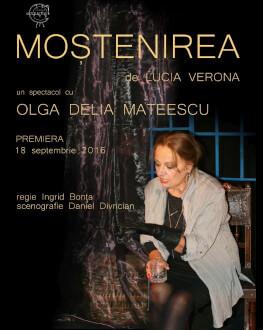 Moștenirea de Lucia Verona