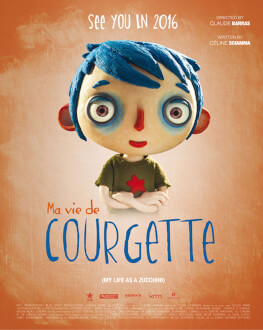 Ma vie de Courgette Zilele Filmului Lux 2016