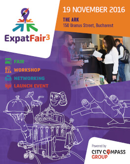 Expat Fair 3rd edition