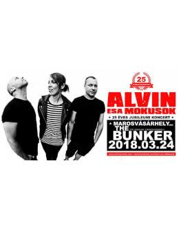 Alvin és a Mókusok 25 years Tour