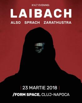 KVLT Evening: Laibach [si] live
