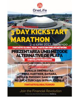 3 Day Kickstart Marathon