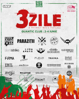 3ZILE. A Friendly Music Festival