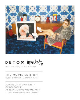 Detox+Market 11 - The Movie Edition