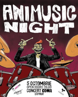 Animusic Night Anim'est 2017