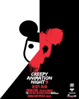 Creepy Animation Night Anim'est 2017