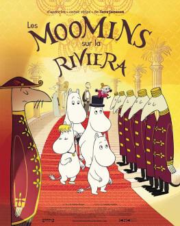 Familia Moomin pe Riviera / Moomins on the Riviera Anim'est 2017 - Festival Guests
