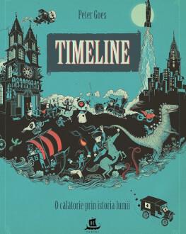 Atelier pentru copii pornind de la atlasul Timeline Evul Mediu și cavalerii