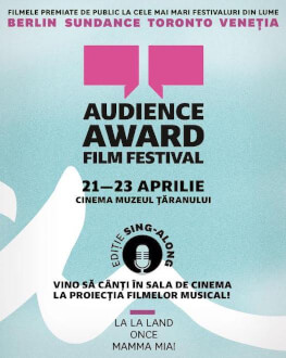 Once, regia John Carney (sing along) Audience Award Film Festival 2017