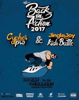 Back In Action X Jingle Joy Kids Battle 2017 Bucharest