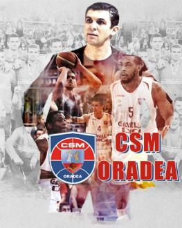 CSM CSU Oradea vs Kataja Basket Basketball Champions League, etapa 13