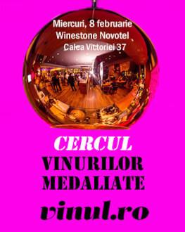 Cercul Vinurilor Medaliate Vinul.ro