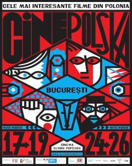 Abonament 3 intrări CinePOLSKA 2017