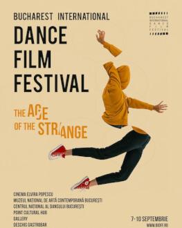 Mirutziu si Competitia Nationala BIDFF Bucharest International Dance Film Festival