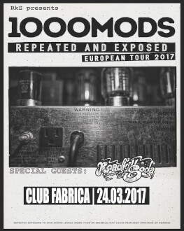 1000mods Special guests: RoadkillSoda