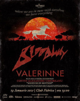 Bloodway & Valerinne When we are in tune with ourselves, we have everything
