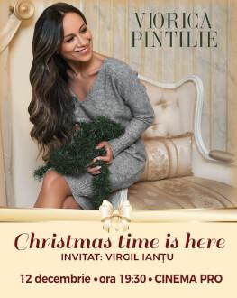 """Viorica Pintilie - Concert de Craciun & lansarea albumului """"Christmas time is here"""""""