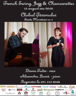 Concert: French Swing - Jazz & Chansonettes