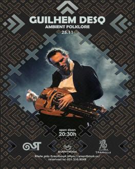 Guilhem Desq Ambient Folklore