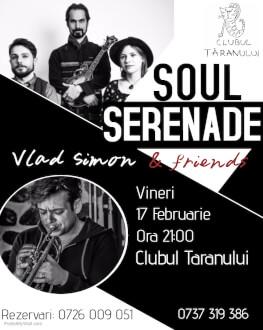 Soul Serenade & Vlad Simon Concert