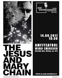The Jesus and Mary Chain DokStation Music Documentary Film Festival Opening