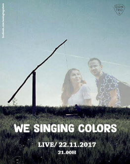 We Singing Colors Full band show
