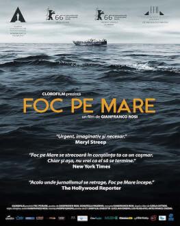 Fuocoammare / Fire at sea Foc pe mare