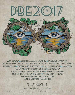 DBE 2017 No Fear Of Infinity