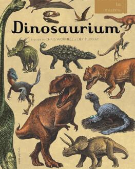 DINOMANIA, un atelier comico-științific. Inspirat de atlasul Dinosaurium.