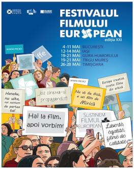 24 Wochen / 24 de săptămâni Festivalul Filmului European, ed. XXI