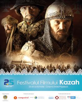 Khanatul kazah: Sabia cu diamante Festivalul filmului Kazah