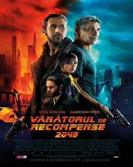 Blade Runner 2049 Vânătorul de recompense 2049