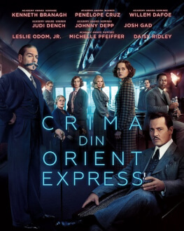 Crima din Orient Express / Murder on the Orient Express Premieră