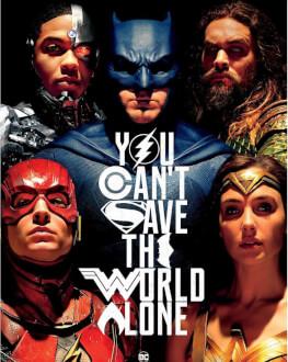 Justice League / Liga Dreptății Avanpremieră